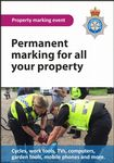NYP17-0127 - Leaflet: Property marking event template